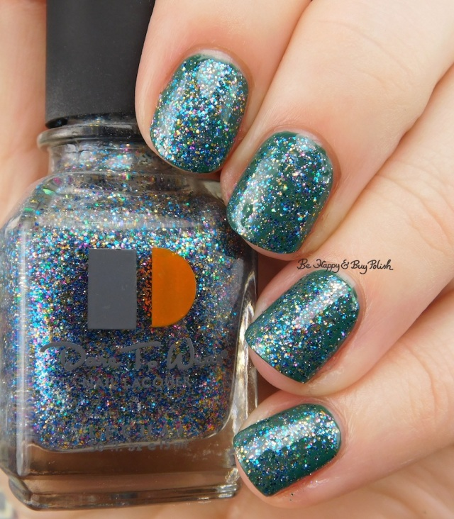 Le Chat Dare to Wear Princess Tears over Dark Forest | Be Happy And Buy Polish