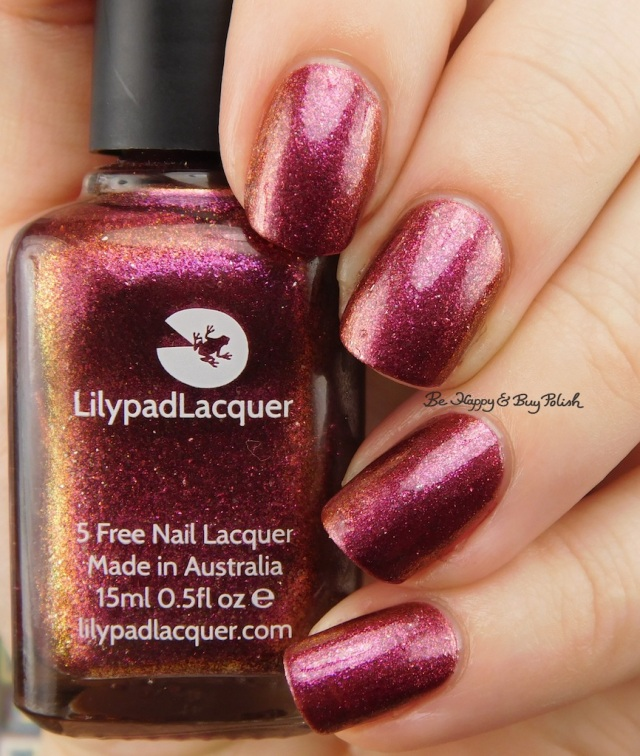 Lilypad Lacquer Flashback | Be Happy And Buy Polish