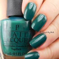 OPI Stay Off the Lawn! + Espresso Your Style! swatches + review