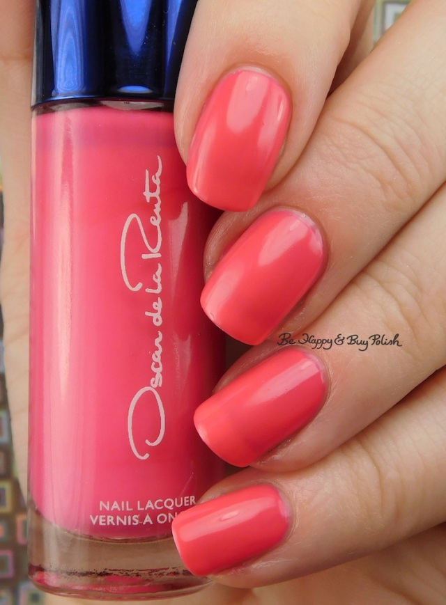 Oscar de la Renta Shock | Be Happy And Buy Polish