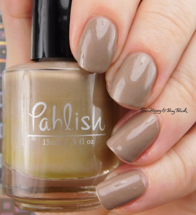 Pahlish Test Batch Brittanica | Be Happy And Buy Polish