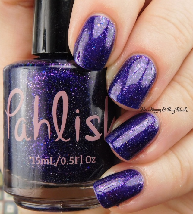 Pahlish Test Batch Fido | Be Happy And Buy Polish