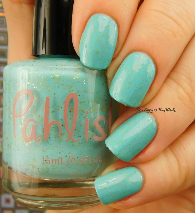 Pahlish Test Batch Sea Glass Beach | Be Happy And Buy Polish