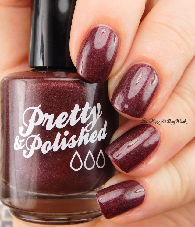 Pretty & Polished Acetone Alley After Dark | Be Happy And Buy Polish