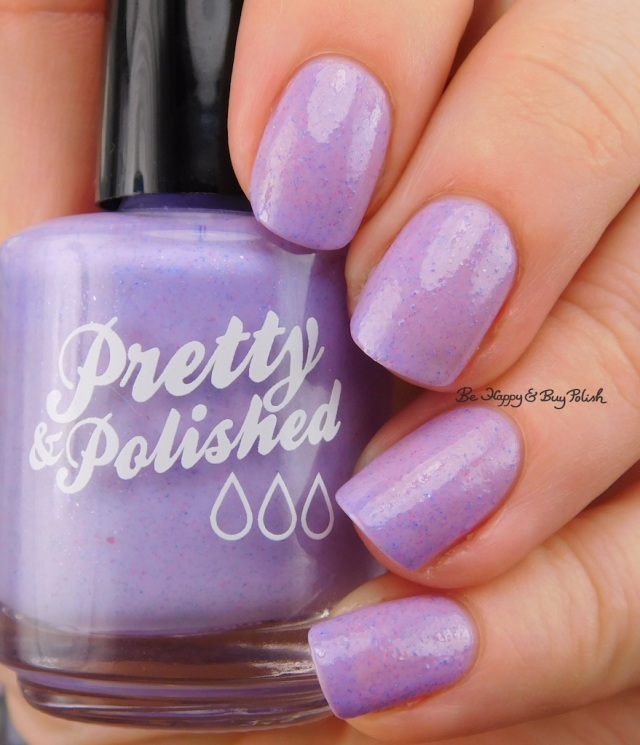 Pretty & Polished Lavendarling | Be Happy And Buy Polish