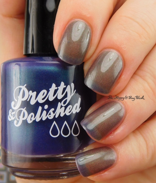 Pretty & Polished Suspended in Dusk | Be Happy And Buy Polish