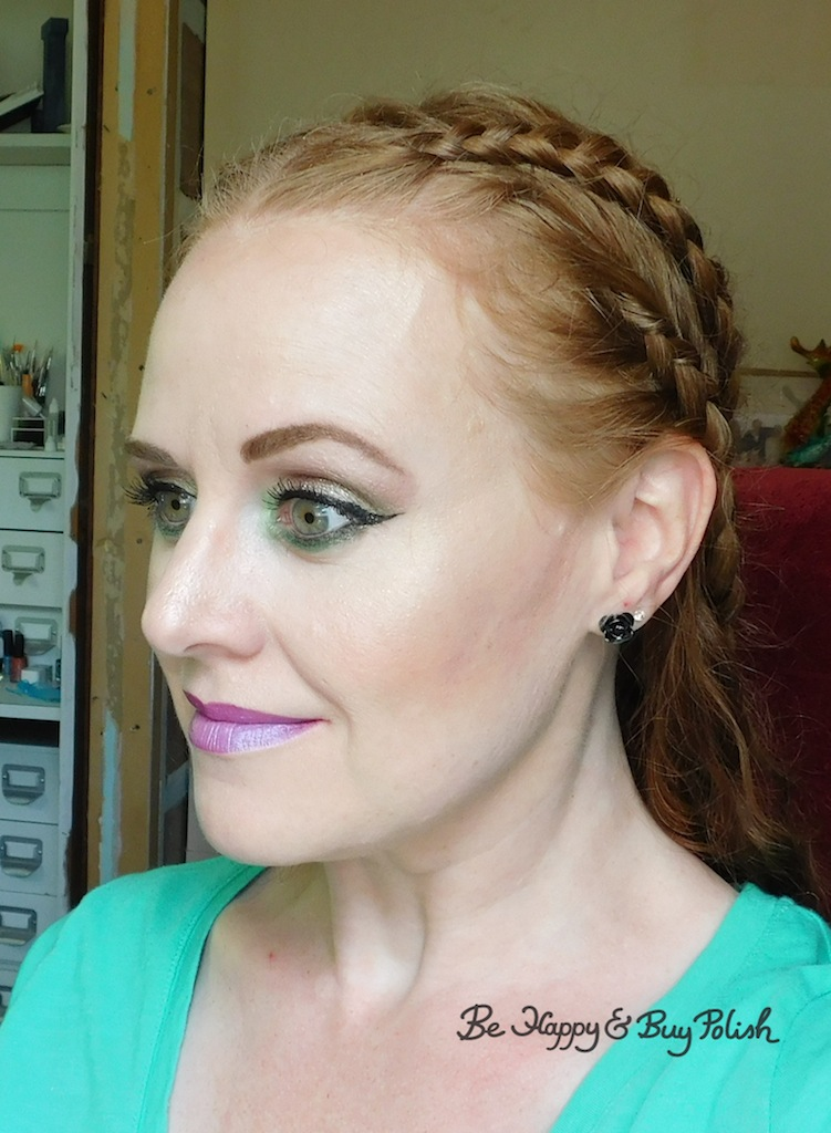 Renaissance Faire Makeup Look And Hair Be Happy And Buy