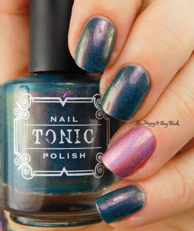 Tonic Nail Polish Guardians of the Tower, KBShimmer Peony Pincher | Be Happy And Buy Polish