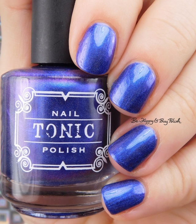 Tonic Nail Polish Manna's Mystical Masterpiece | Be Happy And Buy Polish