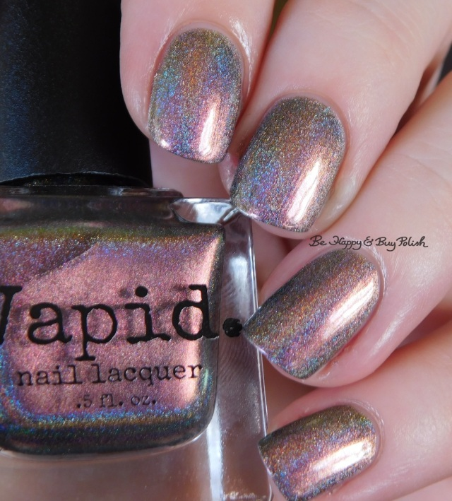 Vapid Lacquer Cyber Punk pink | Be Happy And Buy Polish