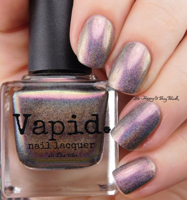 Vapid Lacquer Cyber Punk | Be Happy And Buy Polish