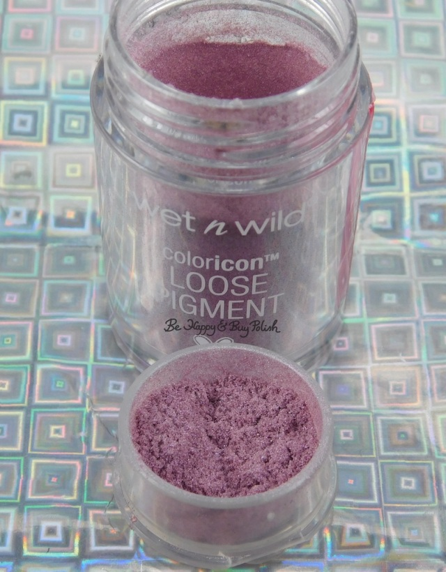 Wet N Wild ColorIcon Loose Pigment Pegasus Flutter | Be Happy And Buy Polish