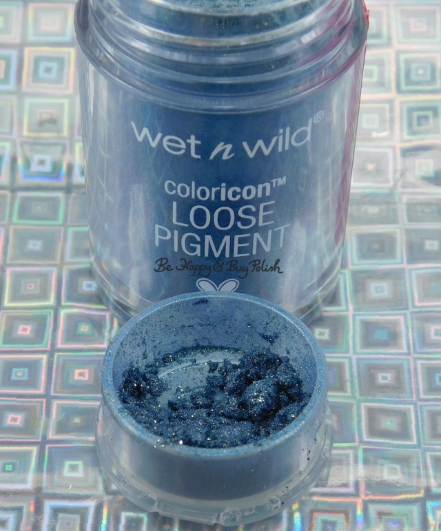 Wet N Wild ColorIcon Loose Pigment Unicorn Wishes | Be Happy And Buy Polish