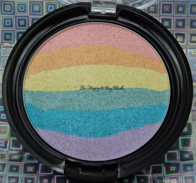 Wet N Wild ColorIcon Rainbow Highlighter Unicorn Glow | Be Happy And Buy Polish