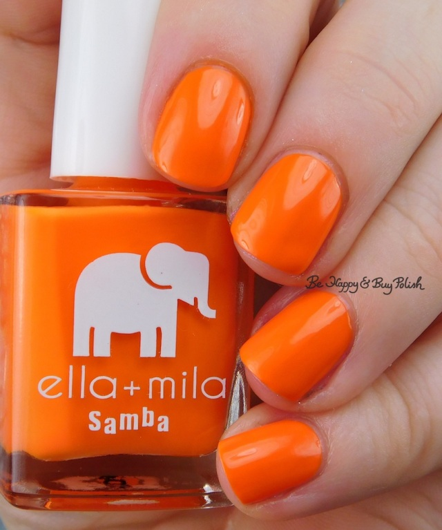 ella+mila 'cause I'm happy | Be Happy And Buy Polish