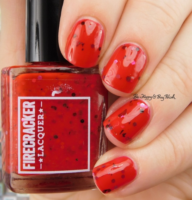 Firecracker Lacquer A Marriage Marred by Murder | Be Happy And Buy Polish