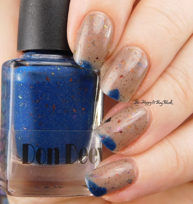 Don Deeva Varnish Cute and Creepy cold state | Be Happy And Buy Polish