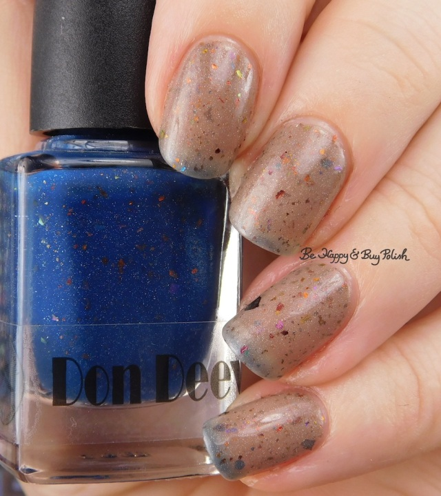 Don Deeva Varnish Cute and Creepy | Be Happy And Buy Polish