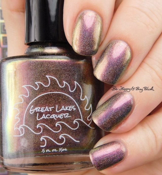 Great Lakes Lacquer The Centre Cannot Hold | Be Happy And Buy Polish