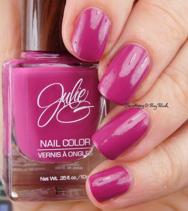 Julie G Aria | Be Happy And Buy Polish
