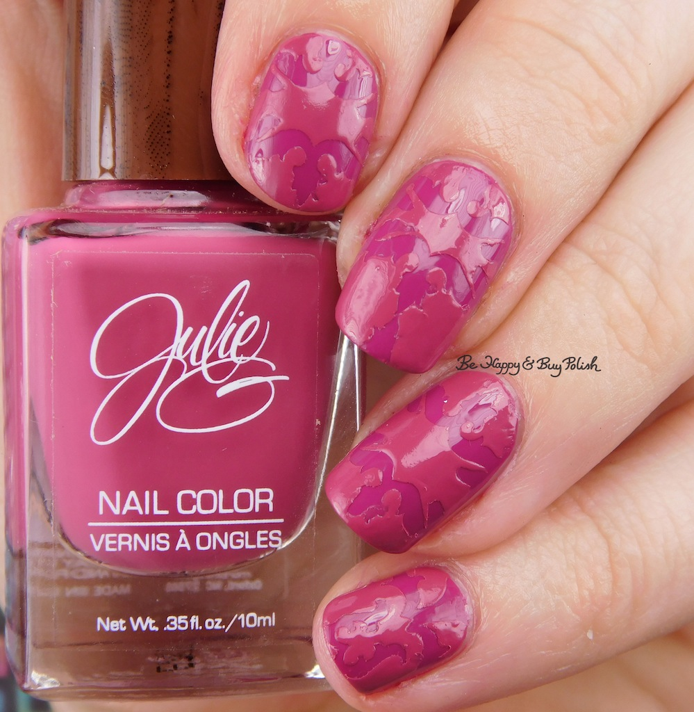 Julie G Bohemian Dreams Nail Polish Collection Nail Art