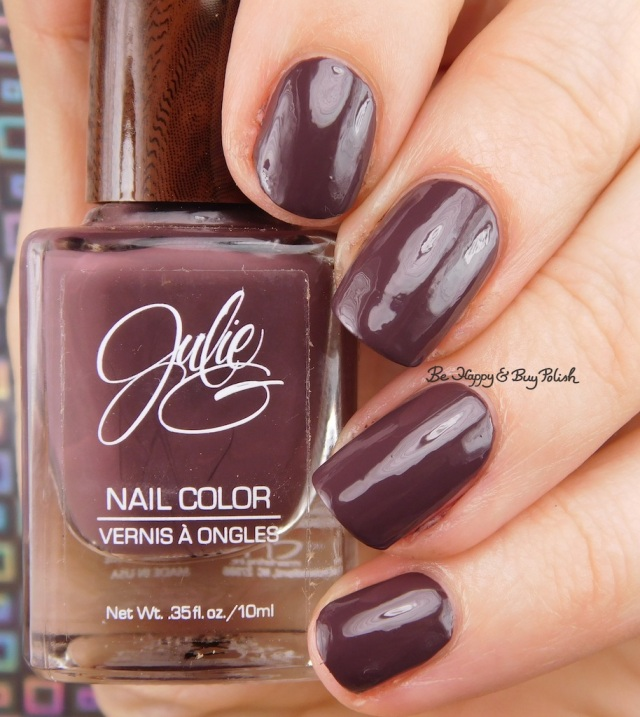 Julie G Henna | Be Happy And Buy Polish