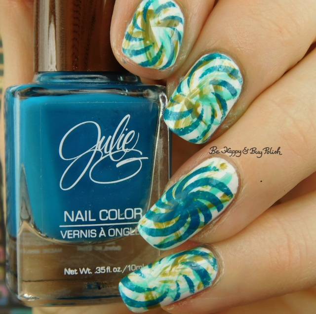 Julie G Karma, White Orchid, Eden, Tropical | Be Happy And Buy Polish