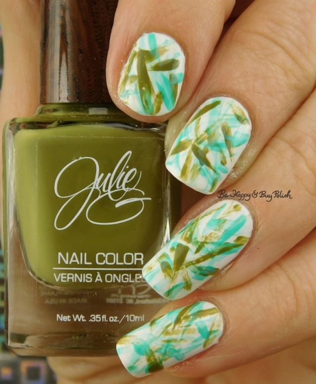 Julie G White Orchid, Eden, Tropical | Be Happy And Buy Polish
