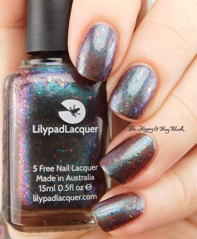 Lilypad Lacquer Break the Rules | Be Happy And Buy Polish