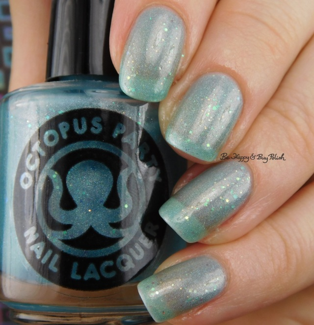 Octopus Party Nail Lacquer Octopus Prime | Be Happy And Buy Polish