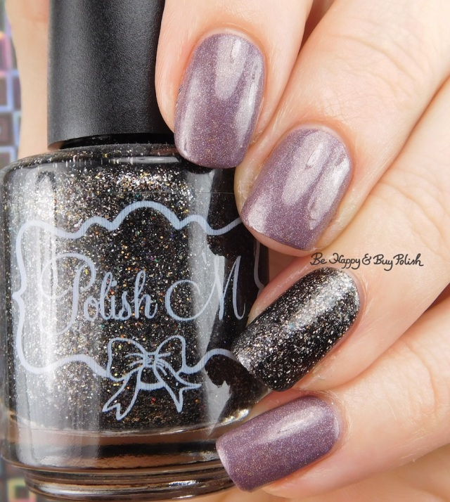 Polish 'M The House Always Wins, KBShimmer Cubicle Pusher   Be Happy And Buy Polish