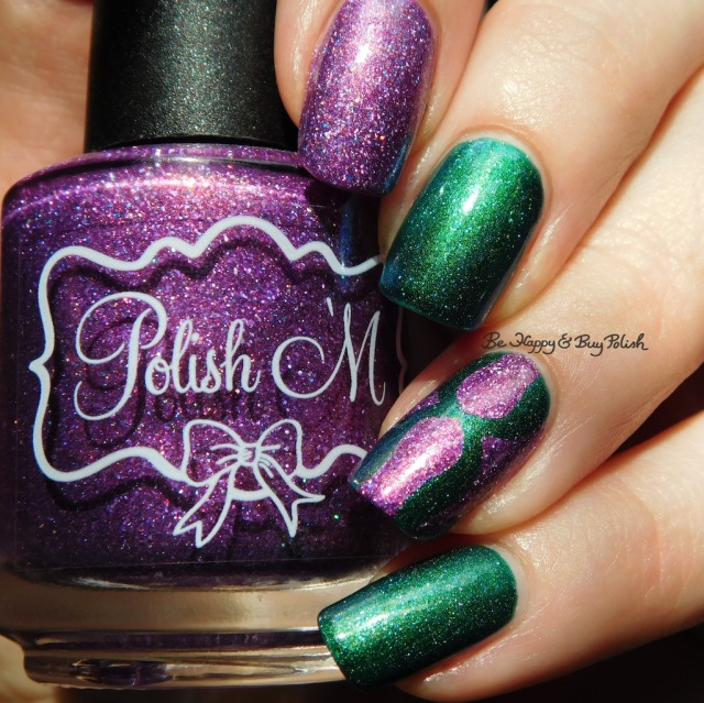 Polish 'M Uplift, Darling Diva Polish Mermaid Pee, Baroness X Rainbow Serpent | Be Happy And Buy Polish