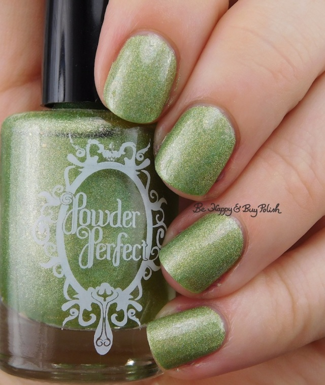 Powder Perfect Mad As a March Hare | Be Happy And Buy Polish