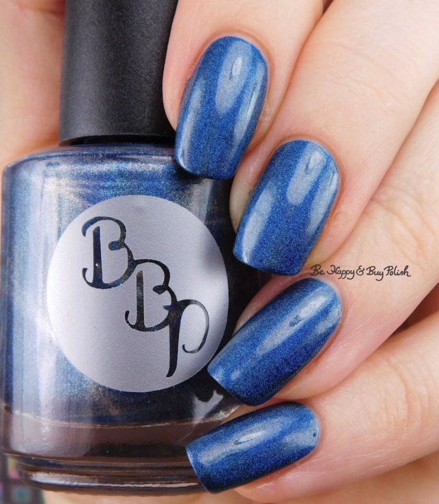 Bad Bitch Polish Blue Moon | Be Happy And Buy Polish