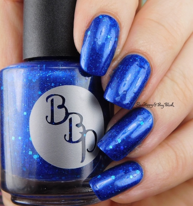 Bad Bitch Polish Blue My Mind | Be Happy And Buy Polish
