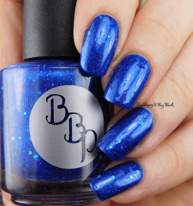 Bad Bitch Polish Blue My Mind | Be Happy And Buy Polish