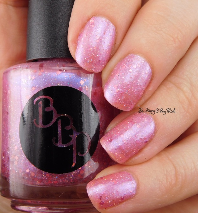 Bad Bitch Polish Pink Sky At Night | Be Happy And Buy Polish