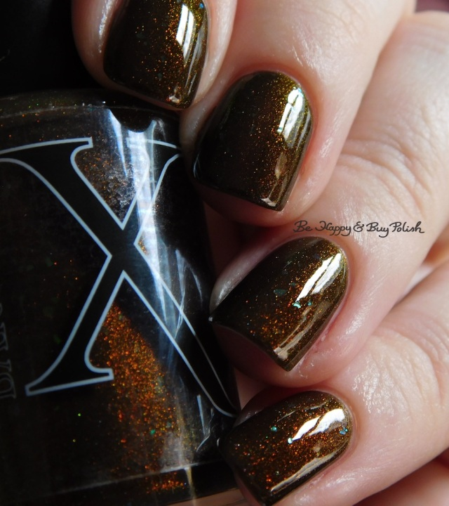 Baroness X Sequoia Gigantea brown red | Be Happy And Buy Polish