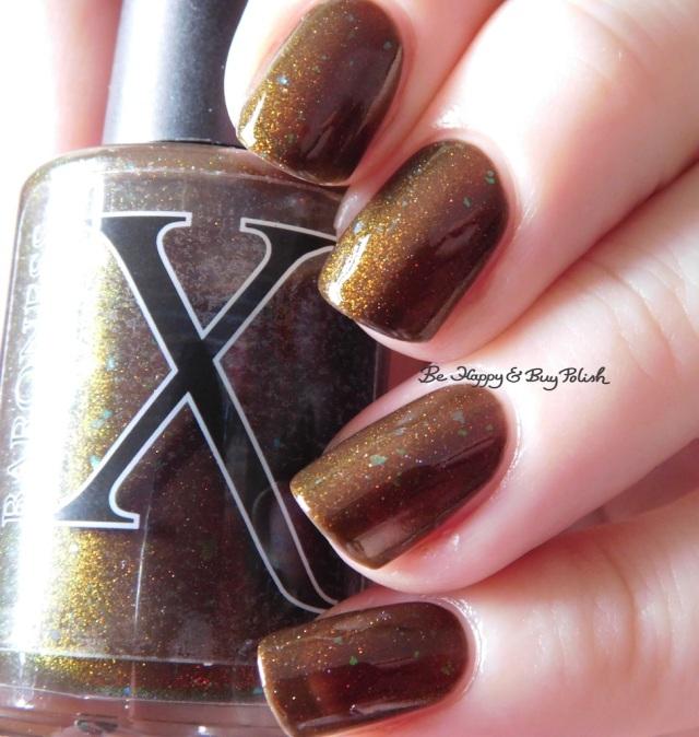 Baroness X Sequoia Gigantea olive brown | Be Happy And Buy Polish