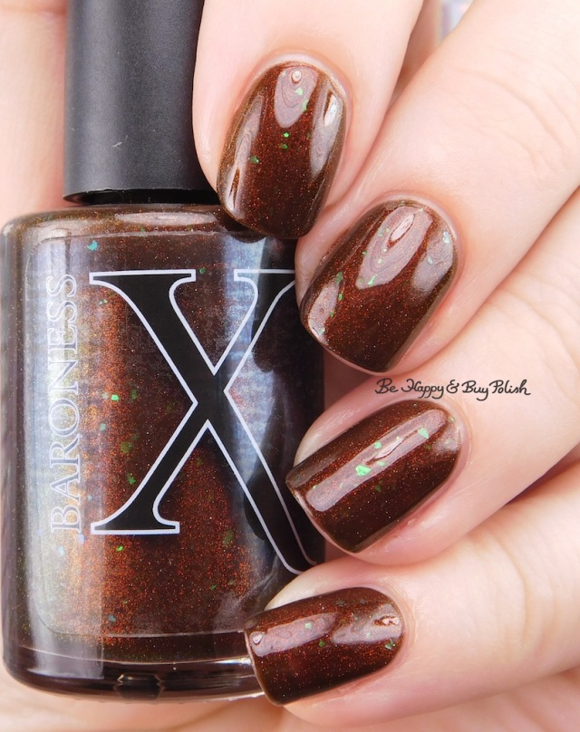 Baroness X Sequoia Gigantea | Be Happy And Buy Polish