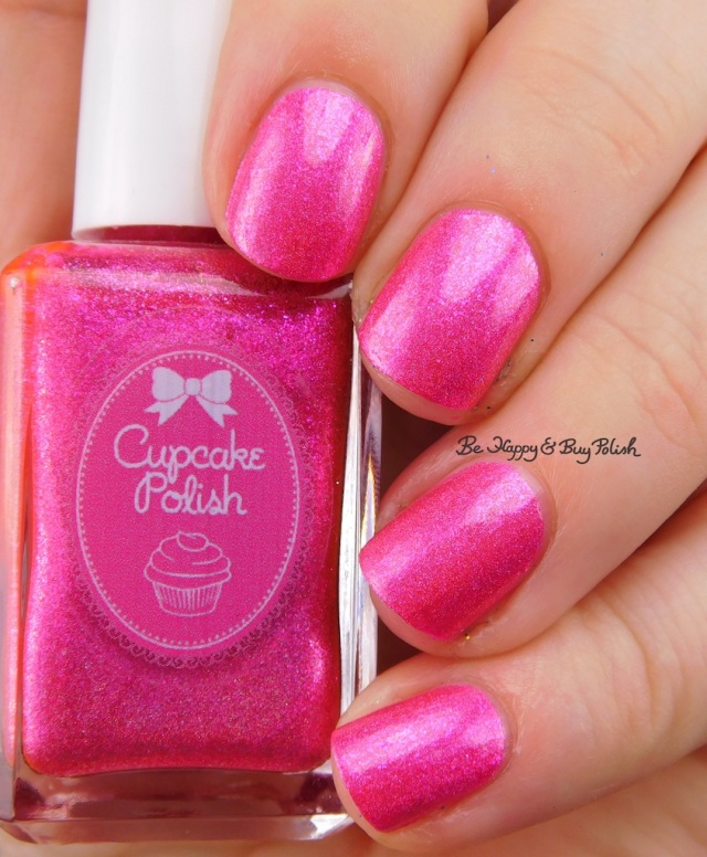 Cupcake Polish The Tiki To My Heart | Be Happy And Buy Polish