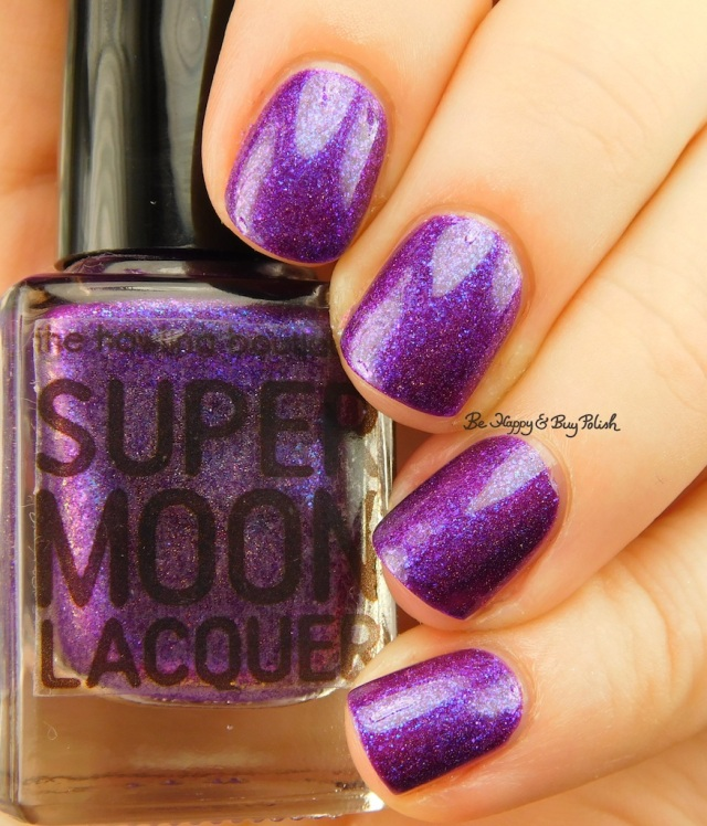 Supermoon Lacquer Galactic Halo | Be Happy And Buy Polish