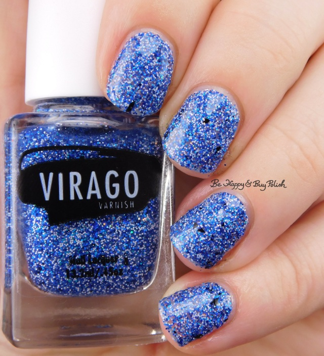 Virago Varnish Lit Ladies Dancing | Be Happy And Buy Polish