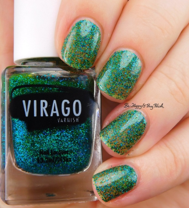 Virago Varnish Where The Elf Is Santa | Be Happy And Buy Polish