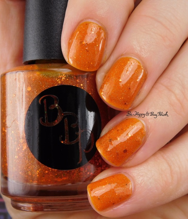 Bad Bitch Polish Citrine Shimmer | Be Happy And Buy Polish