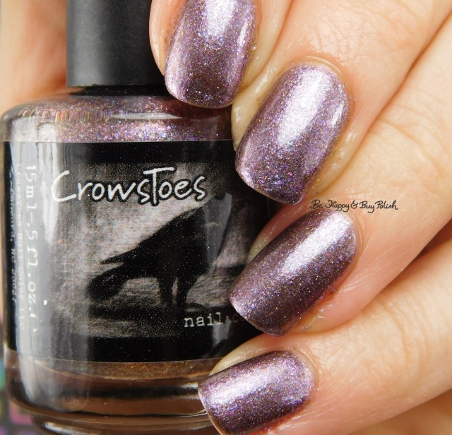 CrowsToes Nail Color Not Without My Wonderful Towel | Be Happy And Buy Polish