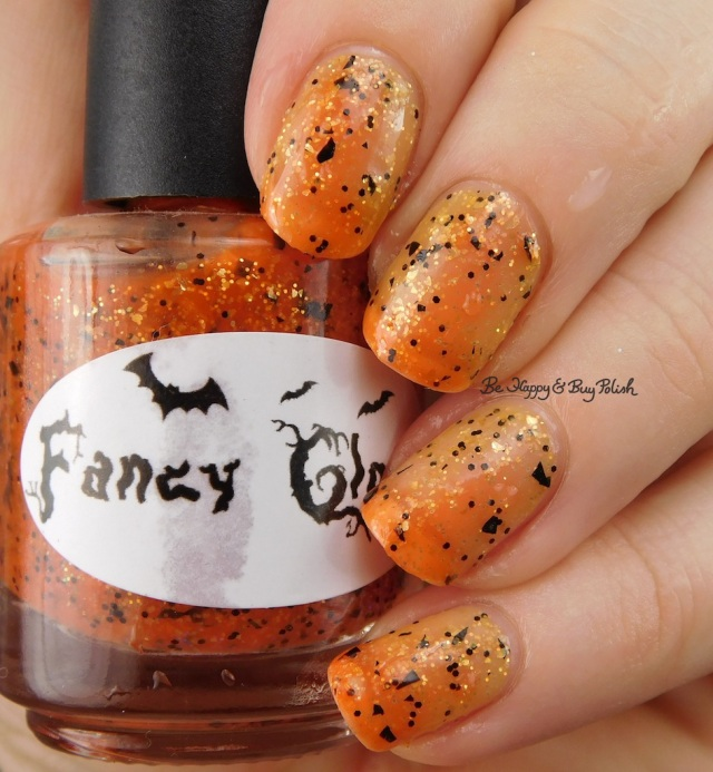 Fancy Gloss It's Halloween cold state | Be Happy And Buy Polish