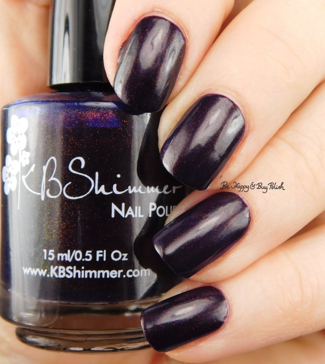 KBShimmer Let's Slang, OPI Viking in a Vinter Wonderland  | Be Happy And Buy Polish