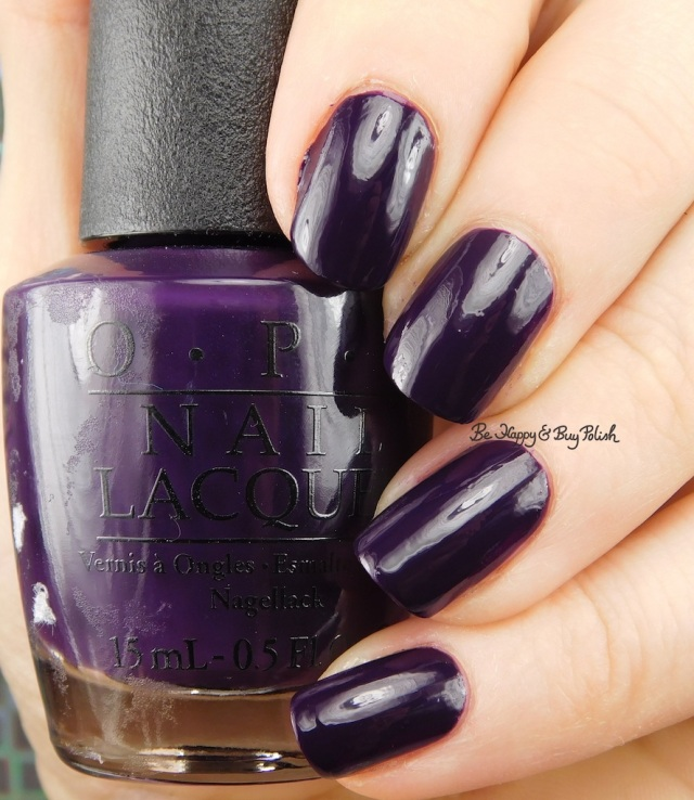 OPI Viking in a Vinter Wonderland  | Be Happy And Buy Polish