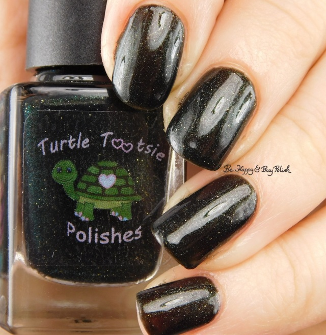 Turtle Tootsie Polishes Fright Night | Be Happy And Buy Polish